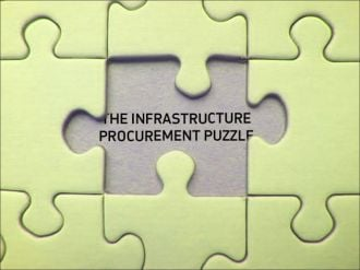Feature image for the article 'Answering Australia's infrastructure procurement puzzle' by Kath Walters