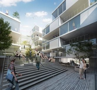 Thumbnail for the article 'Griffith University Health Centre G40' by James Edwards