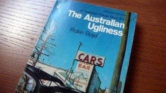 Feature image for the article 'The Australian sameness: Why do our cities lack identity?' by Michelle Cramer