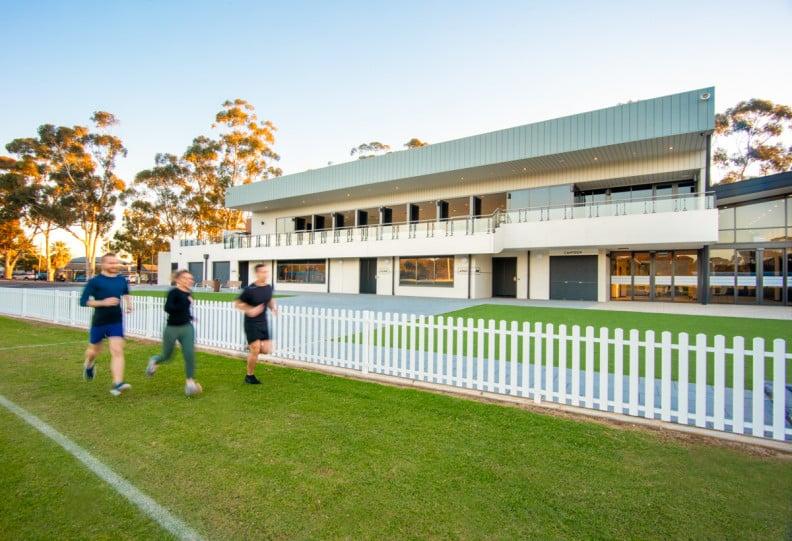 Campbelltown Memorial Oval, Adelaide, SA
