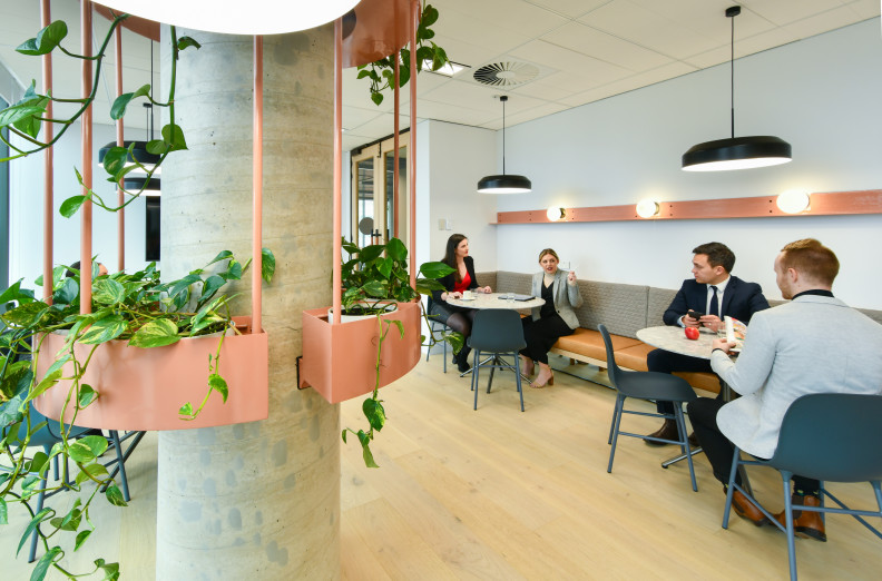 Finlaysons Workplace Design