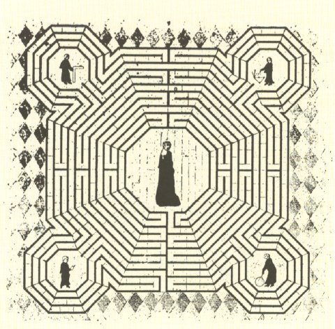 The Labyrinth of the Reims Cathedral