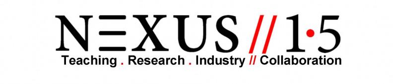NEXUS//1.5 Logo