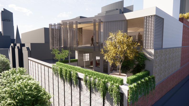 Perth Studio, Western Australia, Commercial Architecture