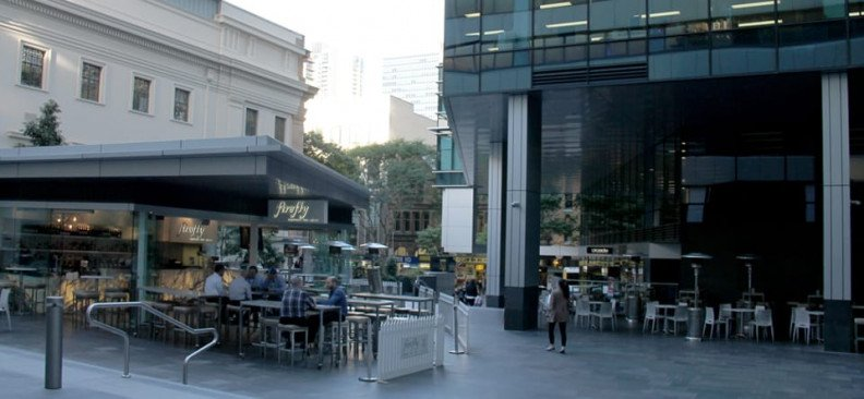 Retail outlets in Brisbane Australia