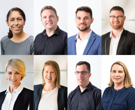 Our new Associates and Senior Associates
