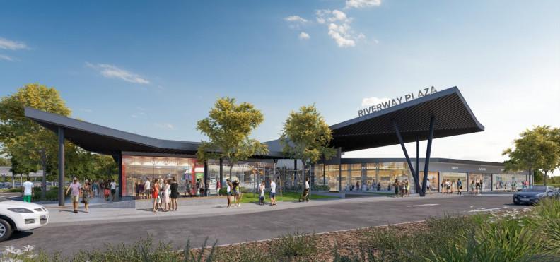 Riverway Plaza, Queensland, Retail Architecture