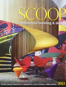 Cover of SCOOP Commercial Building & Design, from 31st March, 2013