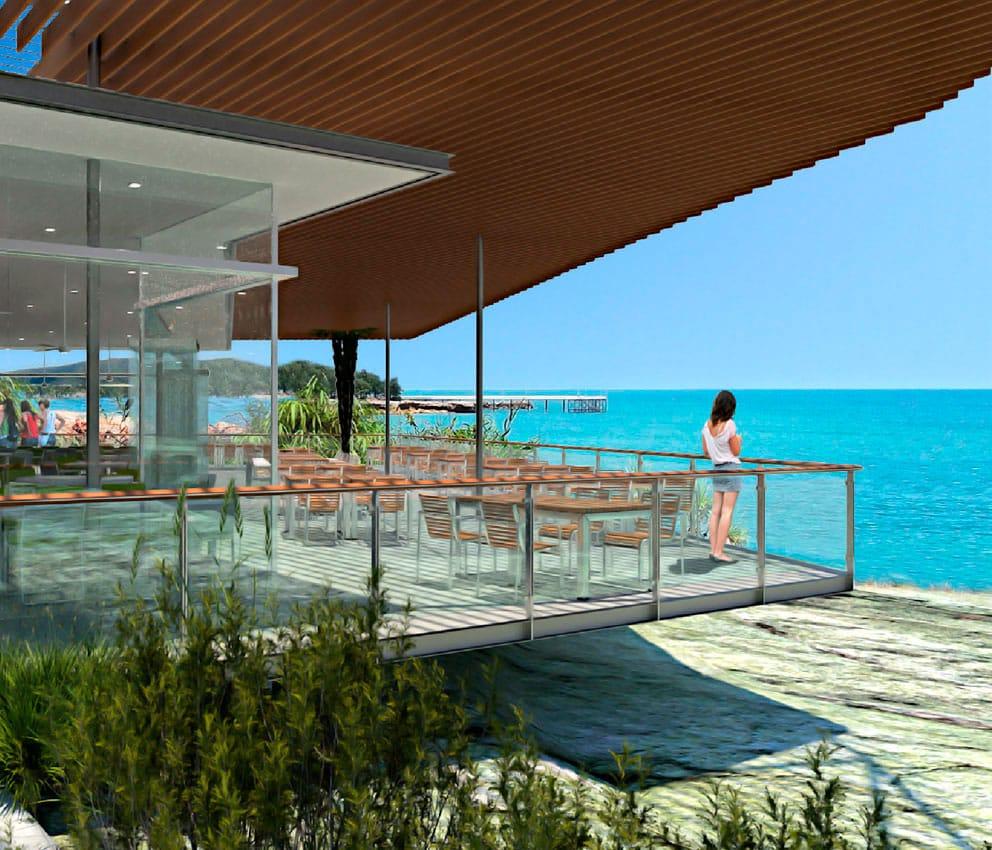 Image for the article Winning Design For Nightcliff/Restaurant, Darwin