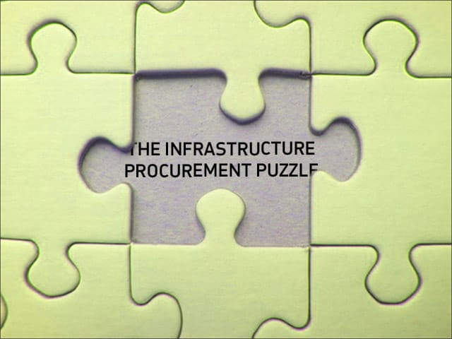 Feature image for Answering Australia's infrastructure procurement puzzle