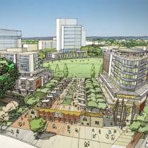 Hames Sharley's Urban Development Portfolio