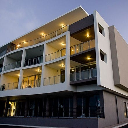 Click to learn more about Hames Sharley's Residential portfolio.