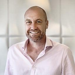 Andrew Mailler, Principal of Finance, Hames Sharley