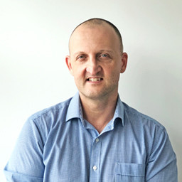 Emil Jonescu, Principal of Research & Development, Hames Sharley