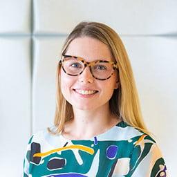 Grace Stokes, Principal of Systems / Associate, Hames Sharley