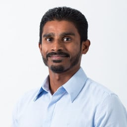 Jeevan Krishnan, Associate, Hames Sharley